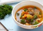 Свадебный суп от Дженнаро Контальдо (Minestra Maritata)