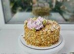 Миндально-кофейный торт безе без глютена Агнес Бернауэр/Agnes Bernauer (+видео)