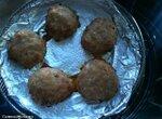 Воздушные котлетки овощно-мясные