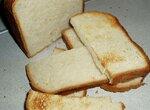 Пшеничный хлеб с рисовым детским питанием (Автор fugaska)