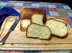 Кунжутный хлеб в хлебопечке