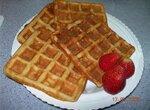 Легкий низкокалорийный рецепт утренних вафель