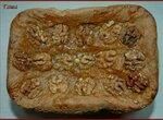 Северный хлеб с орехами (Норвегия) цельнозерновой