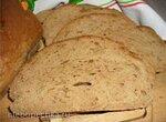 Пшенично-ржаной хлеб «Для тех кто хочет, но боится» (духовка)