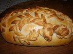 Мягкий молочный заварной хлеб (духовка)