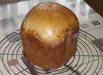 Горчично-медовый хлеб  в хлебопечке