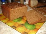 Ржаной хлеб в хлебопечке