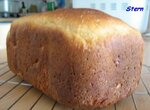 Хлеб пшеничный Капуччино (хлебопечка)