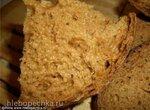 Хлеб пшенично-ржаной на йогурте (духовка)