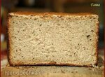 Чёрный хлеб с тмином (Германия) в хлебопечке