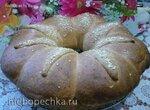 Хлеб Кухаркина корона