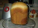 Медово-горчичный хлебушек  (хлебопечка)