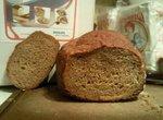 Хлеб пшенично-ржаной заварной (хлебопечка)