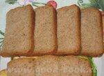 Пшенично-ржано-гречишный хлеб