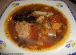 Суп куриный с черносливом(Cuckoo 1054)