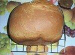 Сдобная булка на кефире с корицей  (хлебопечка)