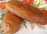 Ржаной хлеб на опаре (духовка)