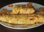 Пирог кукурузный с брынзой Почти по-мексикански