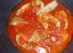 Рыбка в томатном соке(Cuckoo 1054)