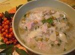 Венецианский рисовый суп для Cuckoo 1054