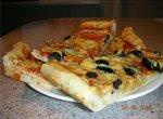 Тесто для тонкой пиццы (инструкция ХП)