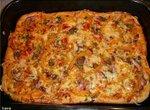 Тесто для пиццы заквасочно-дрожжевое