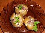 Картошка пикантная запечена в духовке