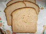 Хлеб «пшенично-каштановый»