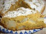 Бисквит с грушами и коричневым сахаром (Cuckoo 1054)