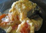 Рыба с овощами(Cuckoo 1054)