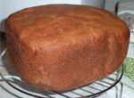 Пшенично-ржаной 50:50  без закваски и солода (хлебопечка)