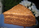 Торт Прага (от Алены из Израиля)