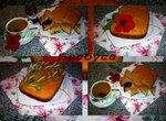 Басбуса (арабский манный пирог)