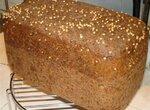 Хлеб Бородинский (модифицированный рецепт от Moulinex) (хлебопечка)