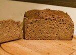 Ржаной хлеб по-настоящему (хлебопечка)