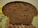 Формовой заквасочно-дрожжевой хлеб