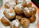 Пончики Берлинеры с начинкой
