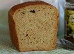Овсяный хлеб Бланше Франкенхаузера