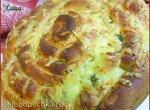 Хлеб Роза с сыром