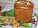 Хлеб с вином (хлебопечка)