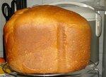 Сметанный хлеб в хлебопечке