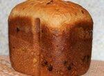 Сырный хлеб с опарой (хлебопечка)