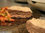 Суфле из фарша с цветной капустой