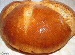 Хлеб пшеничный на закваске с яблоком и овсяными хлопьями