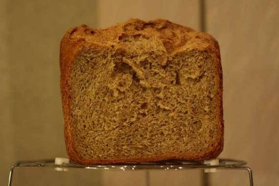 Хлеб с яблоком и отрубями - Pain a la pomme et au son.