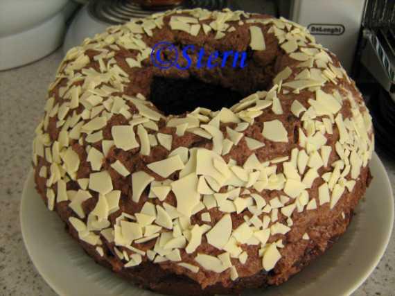 """Кекс шоколадный """"Заварной"""""""