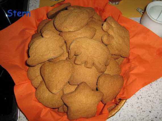 Печенье рассыпчатое (на майонезе)