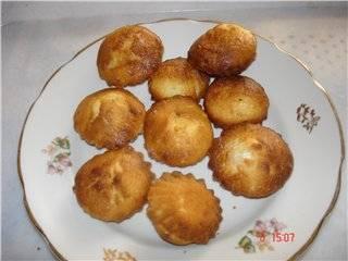 Творожные кексы (Rahkamuffinit)