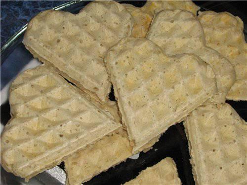 Вафли хлебные
