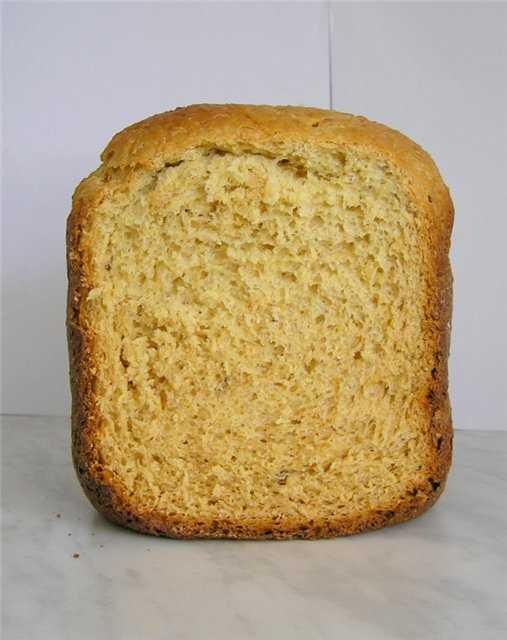 Пшенично-овсяно-творожная булка
